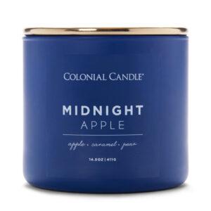 Laat je ruimte tot leven komen met de leuke en speelse geuren van de Colonial Candle Pop of Color-collectie.